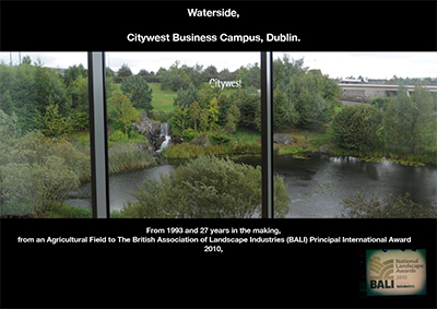 Waterside, Citywest Business Campus