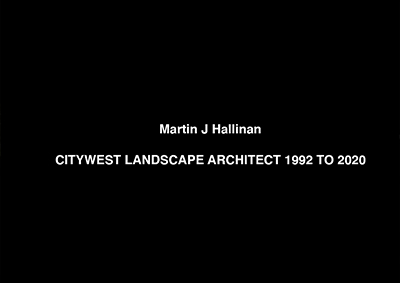 Landscape architect M J H