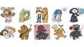 Facebook introduces cartoon Star Wars stickers to Messenger