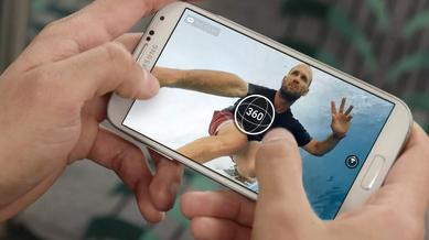 Client - Facebook's spin on 360 degree photos
