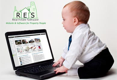 Client - Real Estate Software, so easy, even  adults can use it