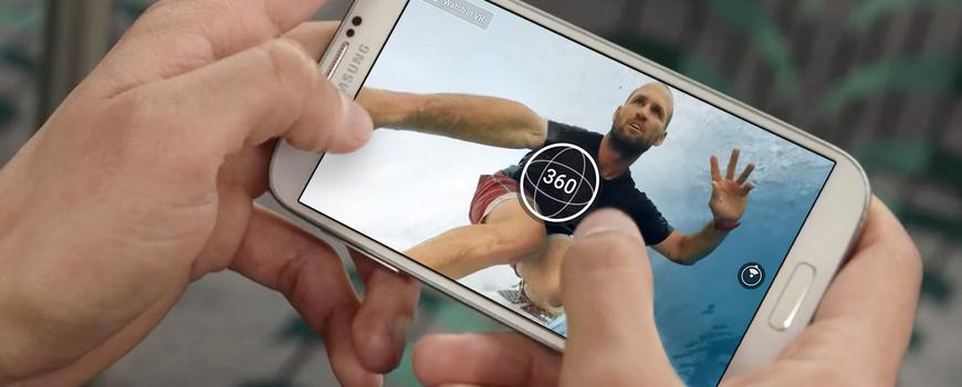 Facebook's spin on 360 degree photos