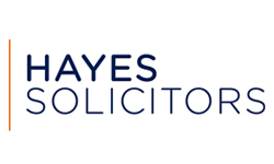 Hayes Solicitors - mobile web design & web development